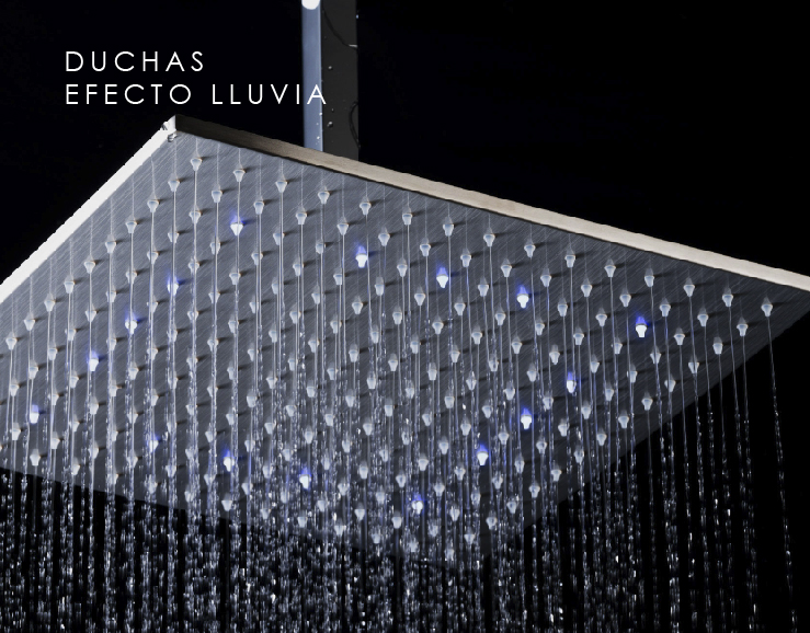 Totalshower productos for Ducha efecto lluvia